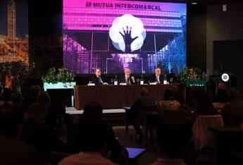 Mutua Intercomarcal cierra el 2018 con un crecimiento del 9,11% y aporta 2M a la Seguridad Social