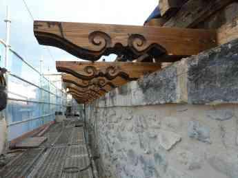 Rentokil: las termitas deben considerarse en la rehabilitación de los centros históricos