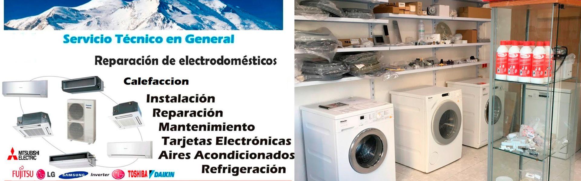 Instalación de aire acondicionado en Vilanova SAT Electrodomésticos