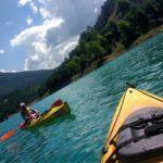 Kayak K.1 - La llosa del Cavall