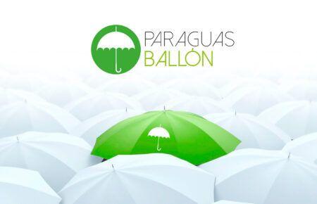 Paraguas Ballón
