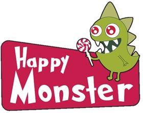 Golosinas Happy Monster