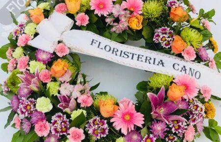 Flores Tanatorio. Floristería Cano