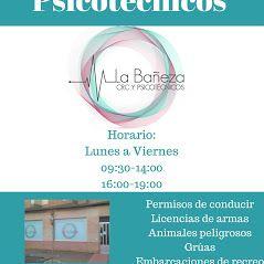 CRC y Psicotécnicos La Bañeza
