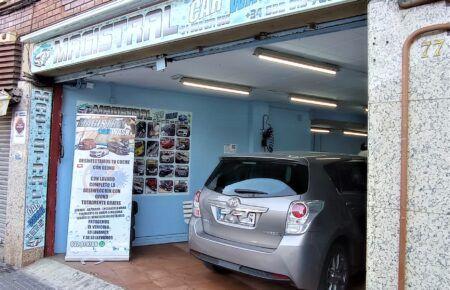 Magistral Car Wash